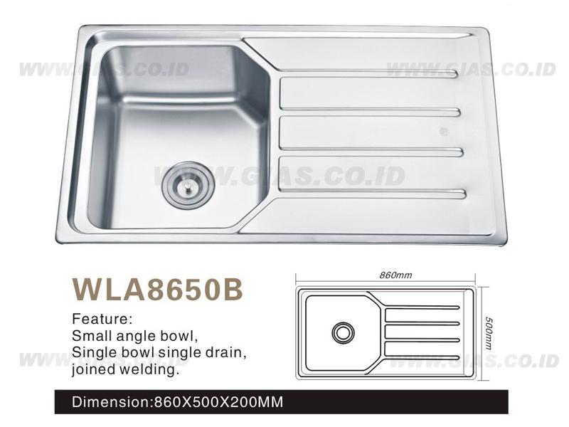Ukuran Sink Dapur Desainrumahid Com